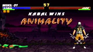 Screenshot Thumbnail / Media File 1 for Mortal Kombat Trilogy [NTSC-U]